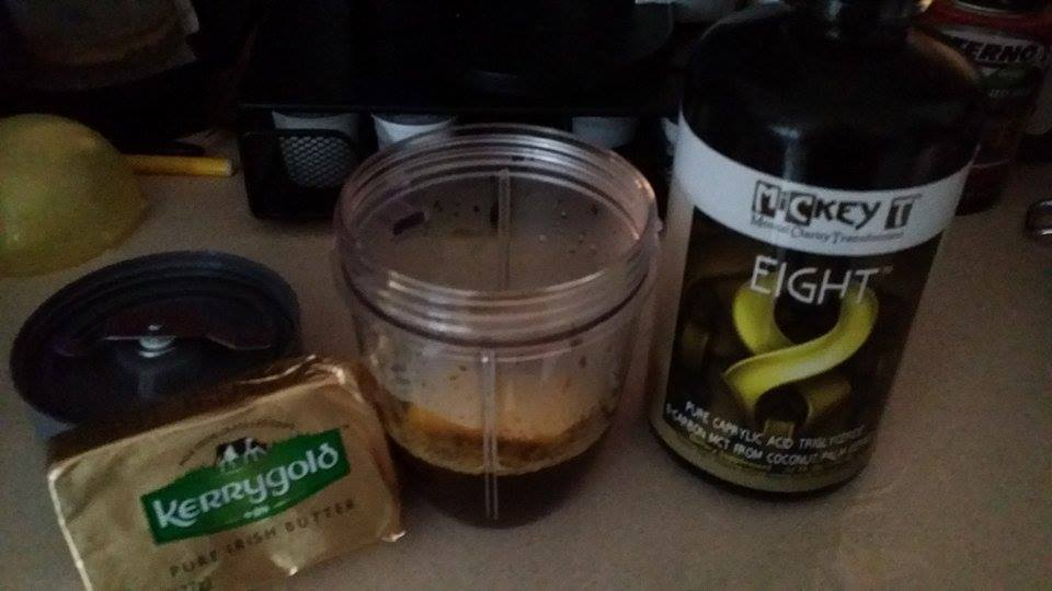 Fat Coffee is Brain Fuel
