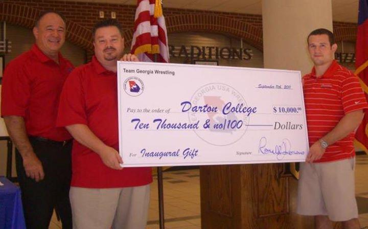 Darton College Donation