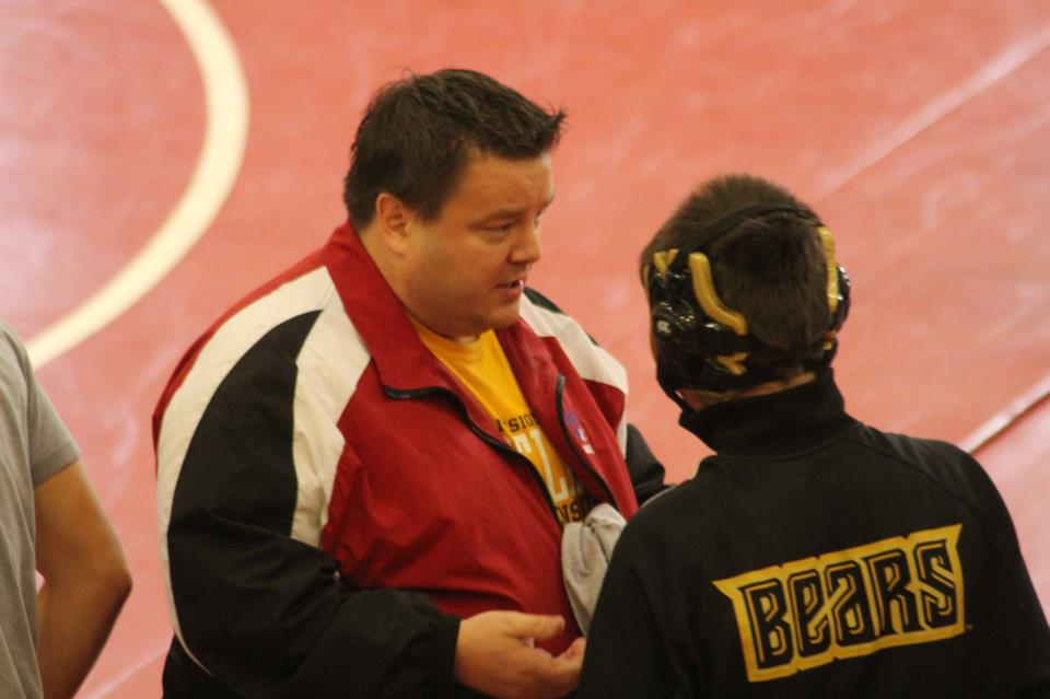 Anthony and Adam at County 2012