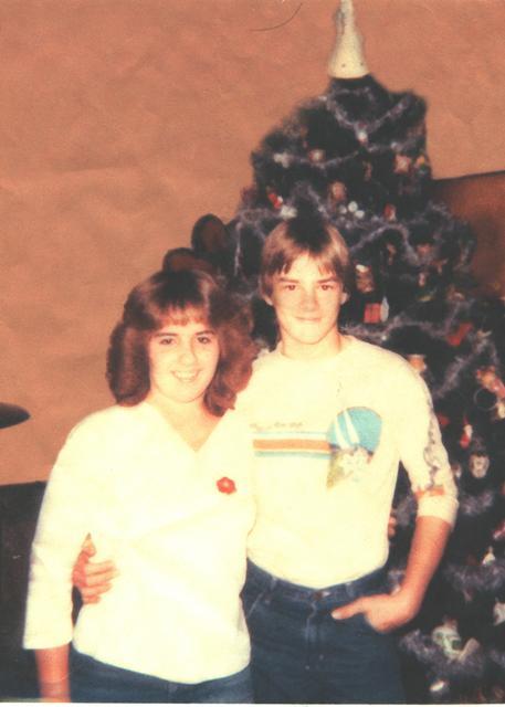 Anthony & Cheryl 1983