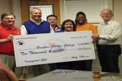 Brewton-Parker Donation