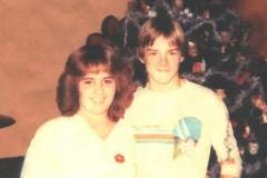 Anthony & Cheryl 1983