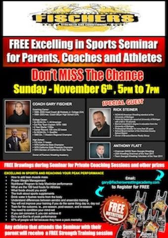 Excelling in Sports Seminar