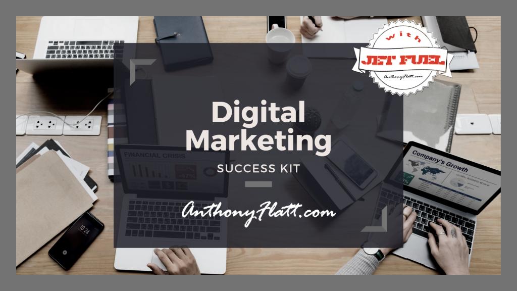Free Digital Marketing Success Kit
